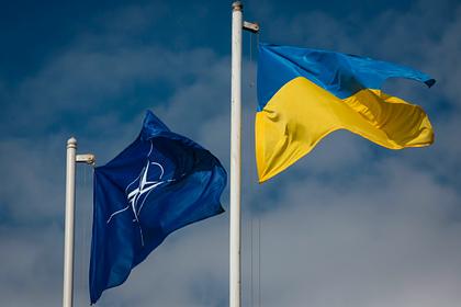 Украина потребовала от НАТО определить ее место к 2030 году Бывший СССР