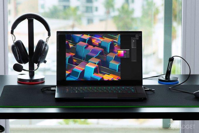 Представлен самый тонкий игровой ноутбук