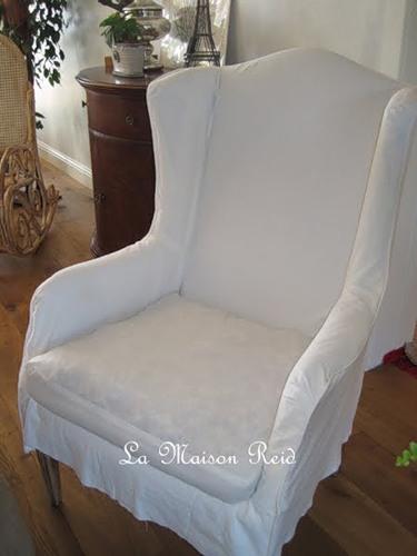 Чехол на кресло на резинке своими руками фото 910