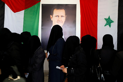 На Западе отказались признавать выборы в Сирии Мир