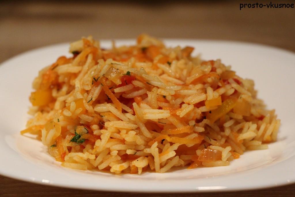 Как сварить белоснежный рассыпчатый рис