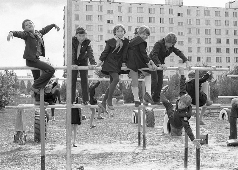 Дети, рожденные в СССР
