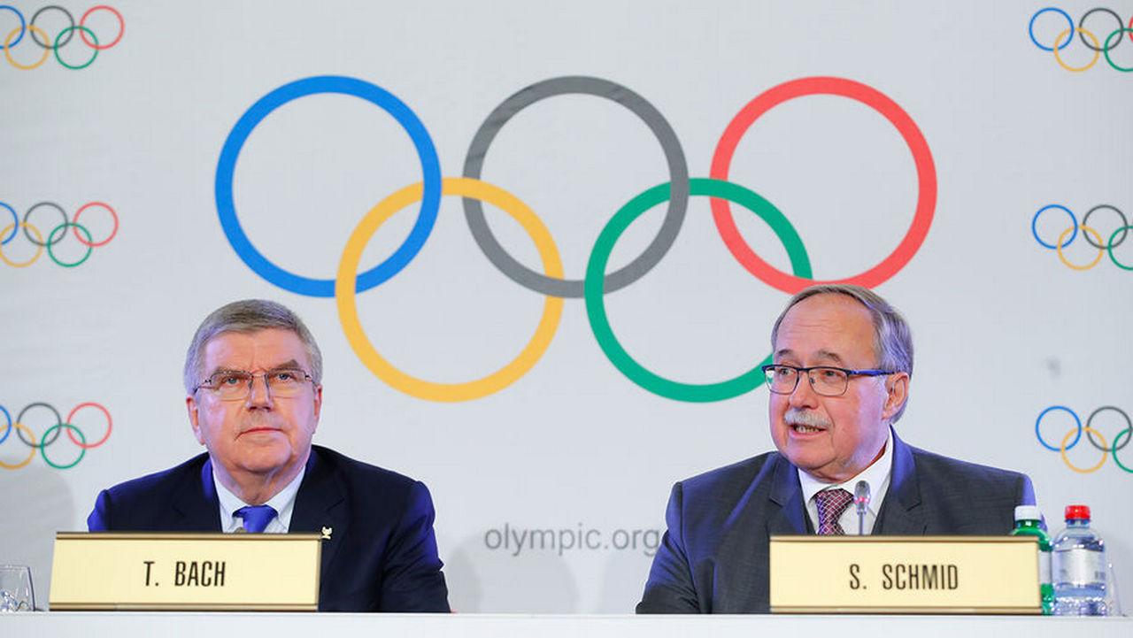 За слова ответьте: кто должен извиниться перед оправданными российскими спортсменами
