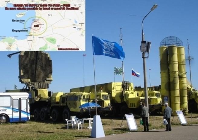 Израиль обещает уничтожить сирийские С-300. Россия обещает Израилю катастрофические последствия