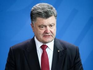 Порошенко ведет Украину к большой крови
