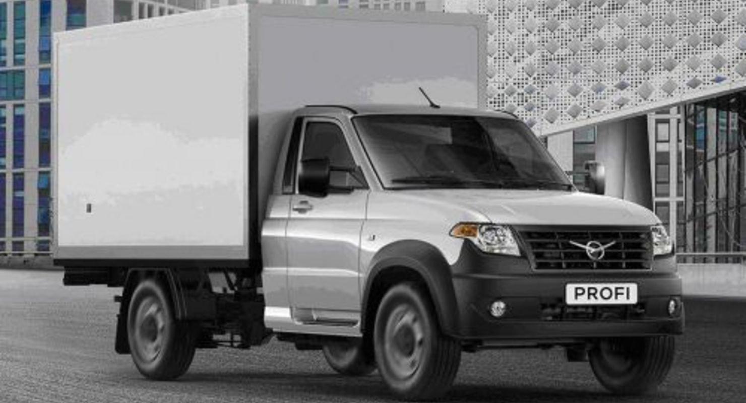 УАЗ Профи с разными вариантами кузова –на все случаи жизни Автомобили