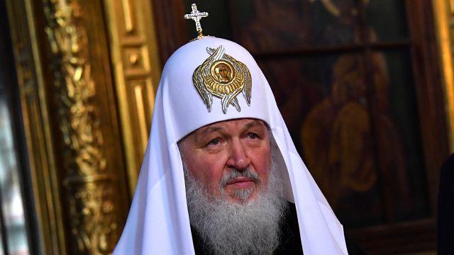 Патриарх Кирилл назвал оскорбление чувств верующих экстремизмом