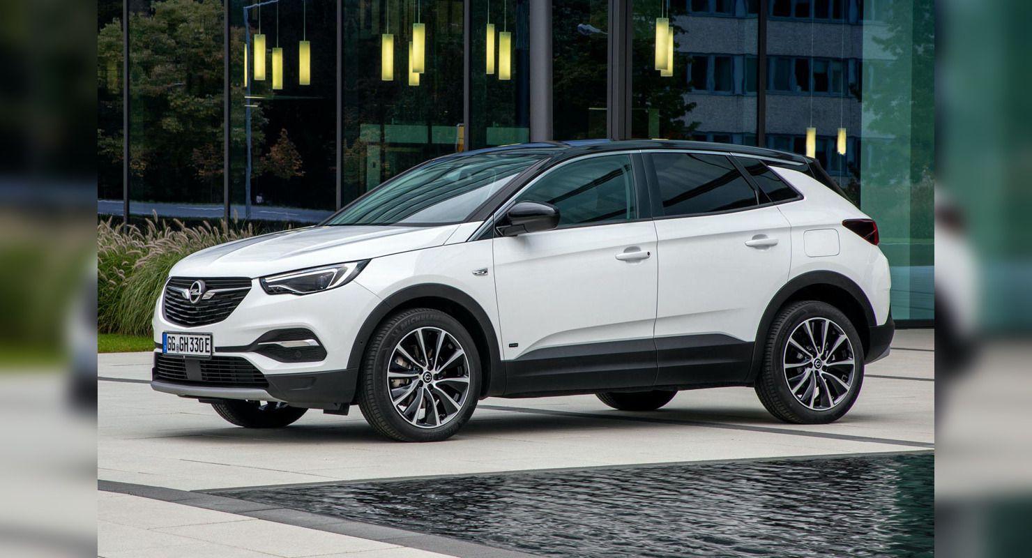 Обзор Opel Grandland X с ценником более 2 миллионов рублей Автомобили