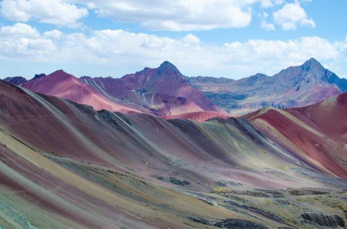 Краски природы - горы