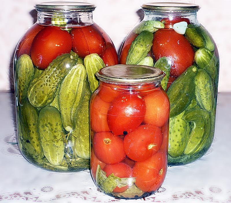 В овощных консервах пользы больше, чем в свежих овощах?
