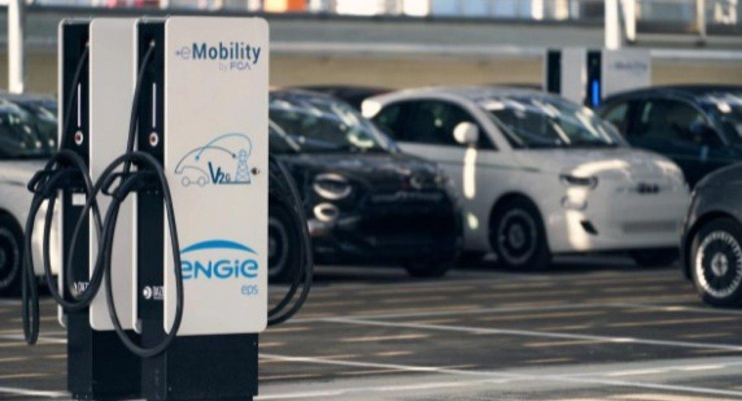 Автоконцерн Stellantis создаст подразделение по электрификации авто Автомобили