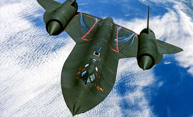 Черный дрозд: самолет-шпион, который не смогли поймать