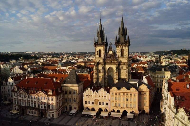 «Требуем объяснений»: Прага прокомментировала попадание в список недругов России Новости