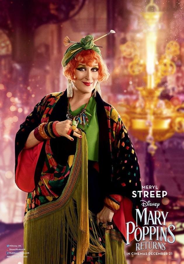 Как создавались костюмы к фильму «Мэри Поппинс возвращается»