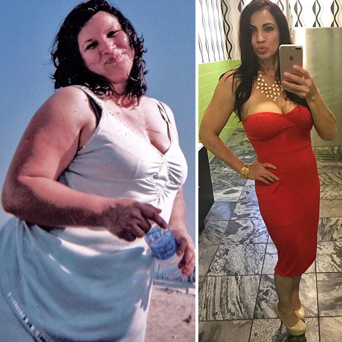 кобзев фотографии людей до и после похудения его дарят парам