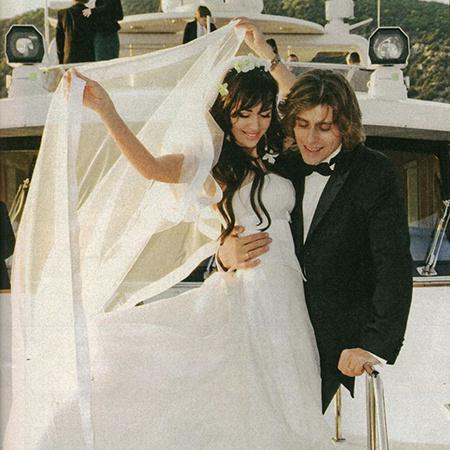 Анастасия Заворотнюк и Петр Чернышов: фото по случаю 11-летия брака опубликованы в аккаунте актрисы Звезды,Звездные пары