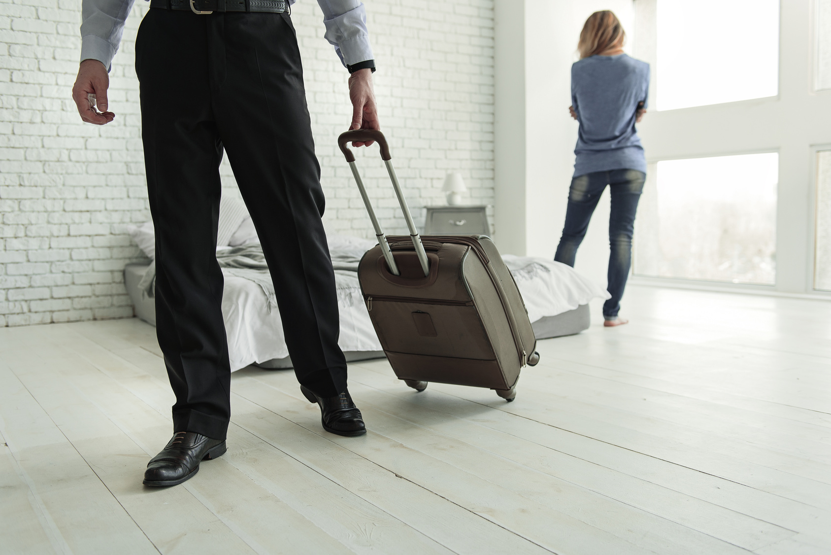 муж ушел на работу а жена онлайн - 7
