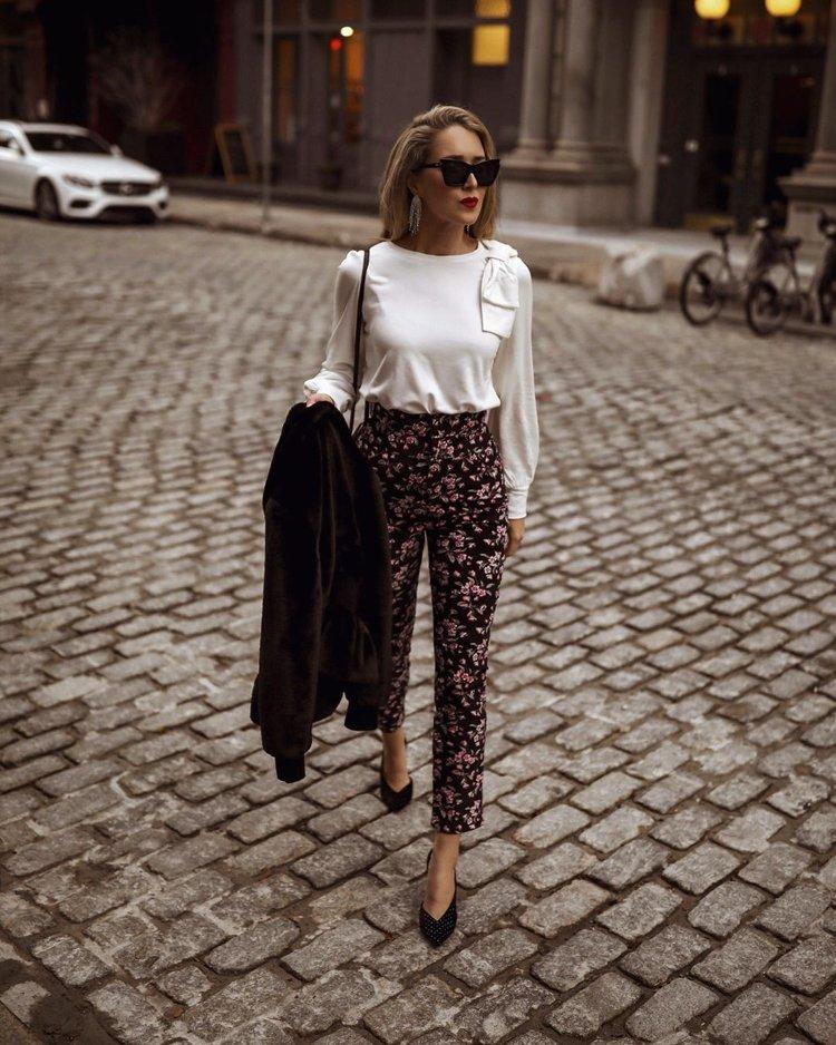 Городской стиль для женщин 40-50-60 лет 2019: 12 превосходных образов