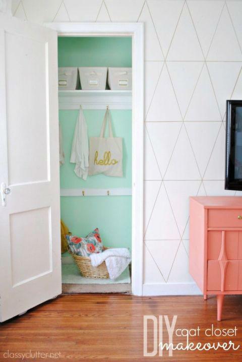 13 неожиданных мест в вашем доме, которые необходимо покрасить!