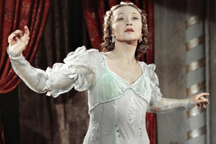 Галина Уланова в роли Джульетты, 1954 | Фото: kino-teatr.ru