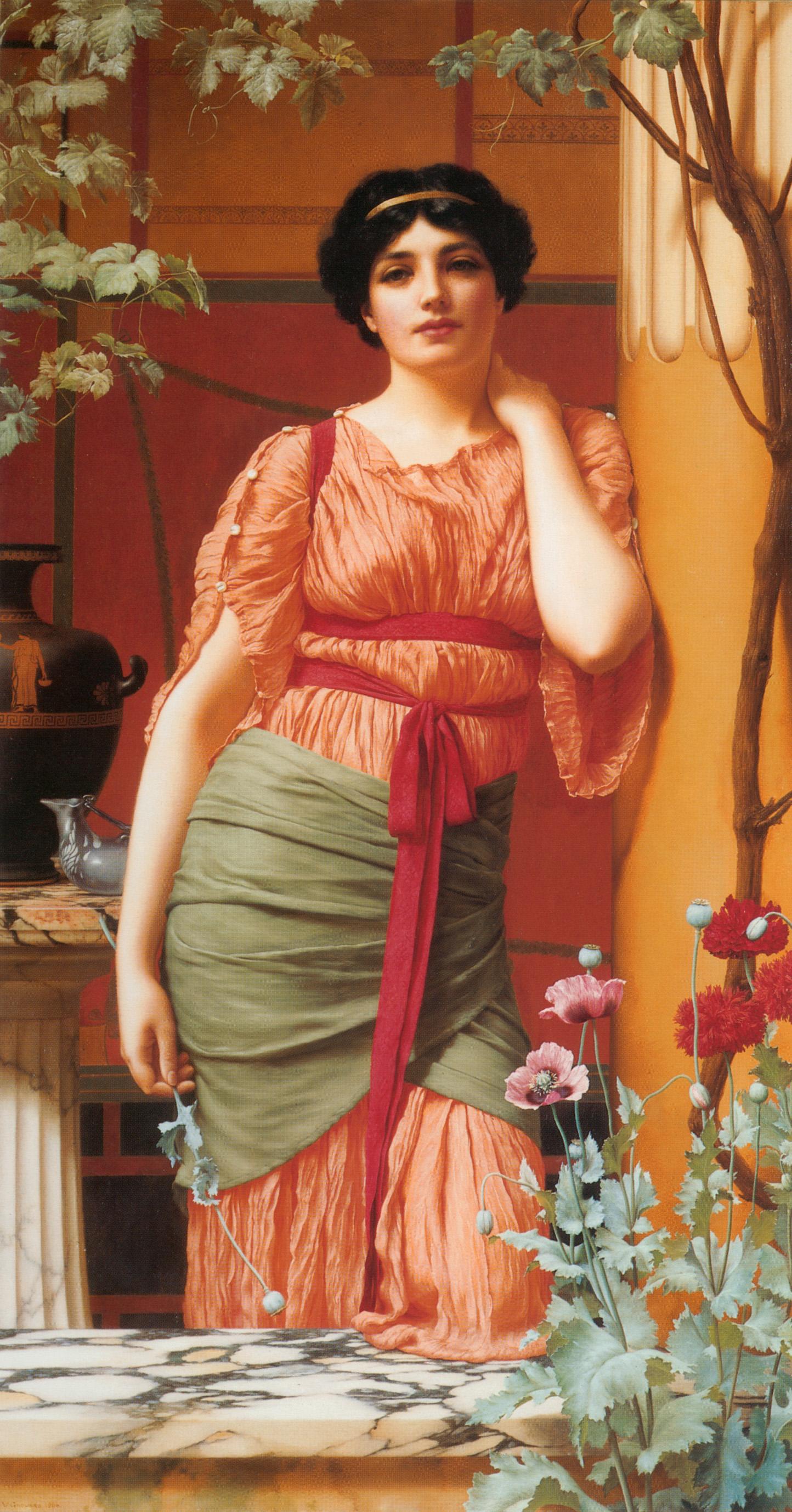 1906_Нерисса (чародейка) (частная коллекция)