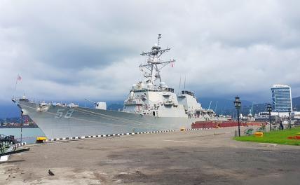 6-ой флот США готовит мегапровокацию — проход под Крымским мостом геополитика