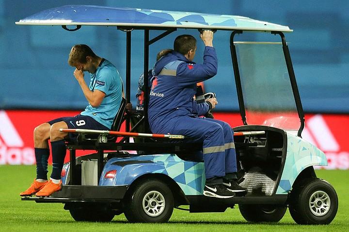 Александр Кокорин может пропустить Чемпионат мира-2018 из-за очень серьезной травмы