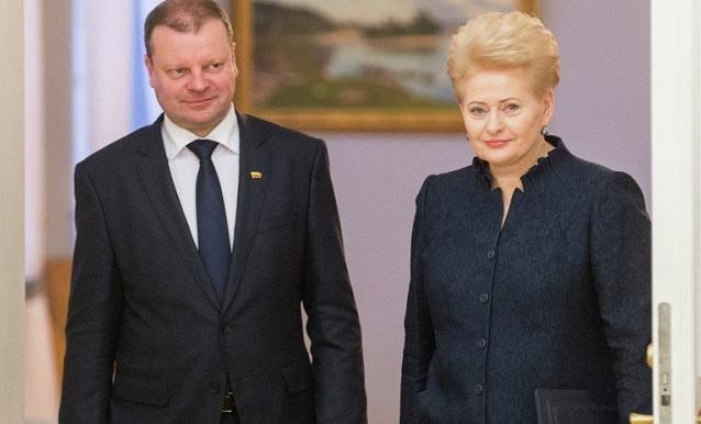 ХВАТИТ ДУТЬСЯ - ПРЕМЬЕР ЛИТВЫ ПРЕДЛОЖИЛ РОССИИ ВОЗОБНОВИТЬ ТОРГОВЛЮ