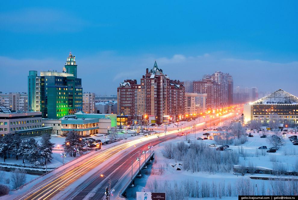 Улица Университетская.