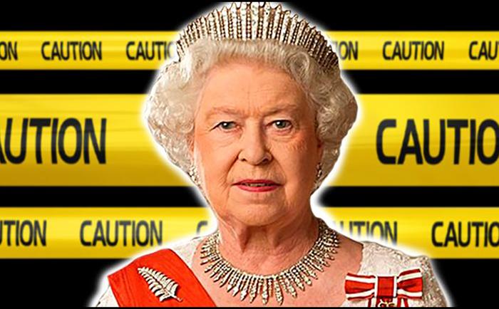 Запреты и табу на встрече с королевой Великобритании