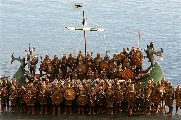 10 величайших воинов