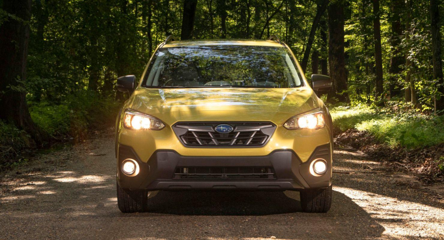 Обзор Subaru XV нового поколения Автомобили