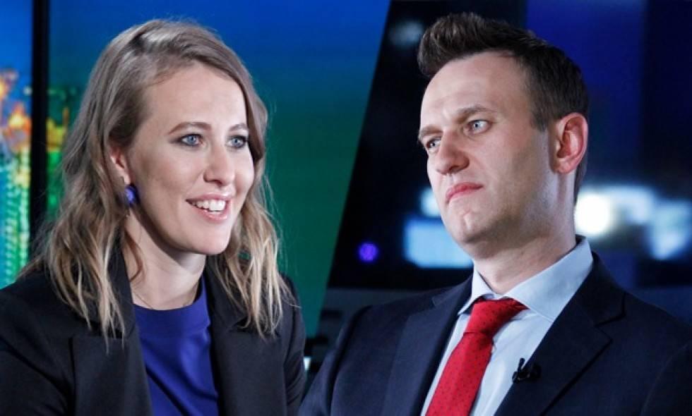 Катастрофа Навального: он сеял и сеял, а урожай собрала Собчак