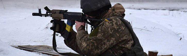В пригороде Луганска ВСУшники обстреляли автомобиль мирного жителя