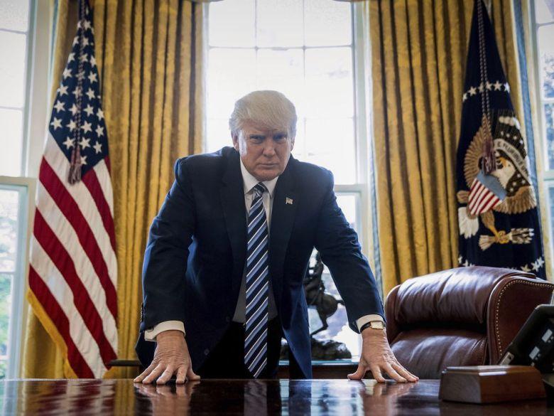 Белый дом перечислил достижения Трампа на посту президента США