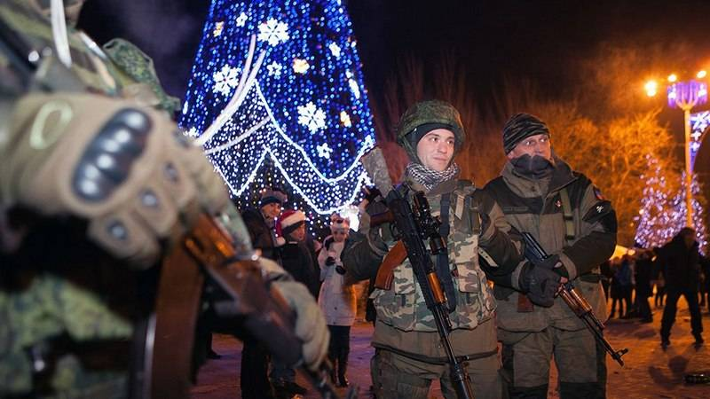Киев отклонил предложенный республиками Донбасса режим прекращения огня