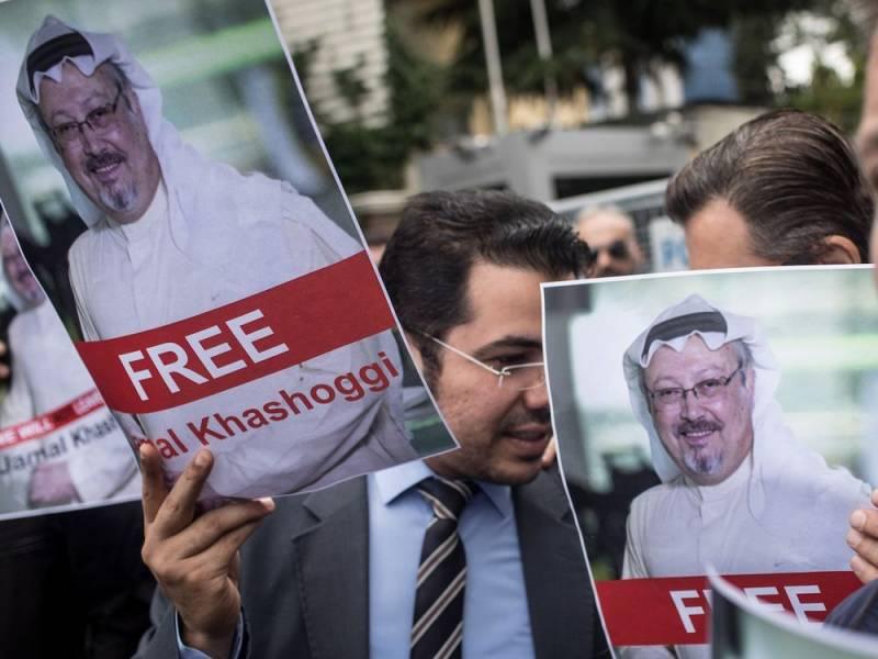 """В деле убийства Джамала Хашогги появился палестинский след"""""""