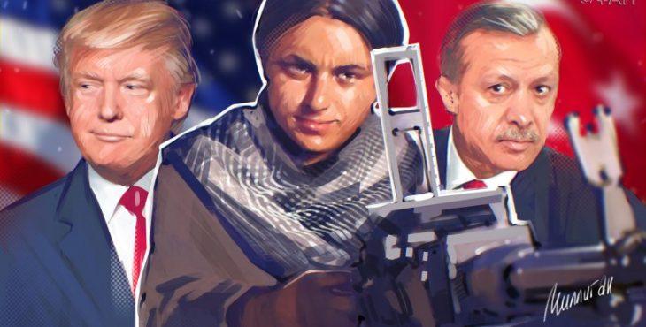 Раздел Сирии руками США: возможный сценарий
