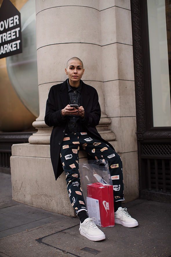 On the Street…Dover Street Market, London