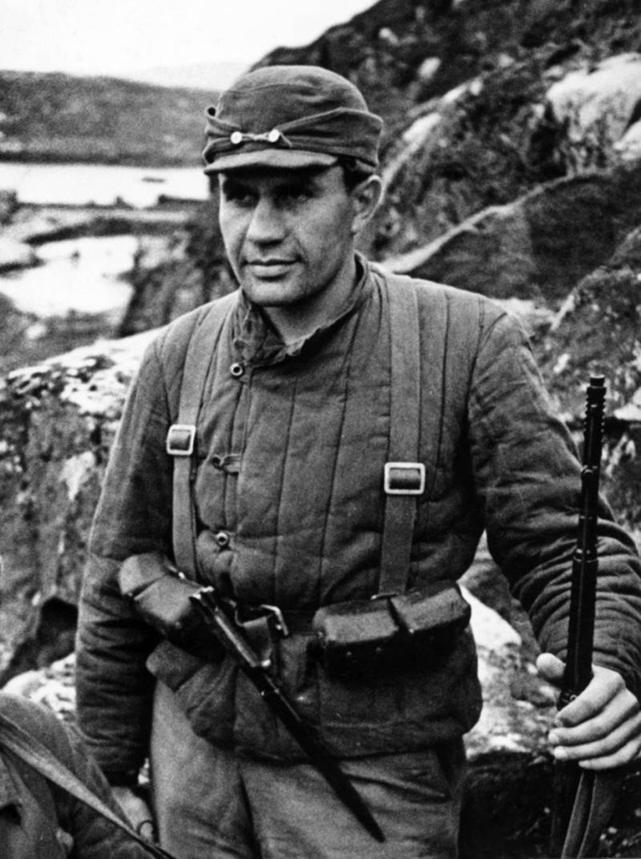 История советского моряка, который в одиночку захватил в плен 5 тысяч японских солдат