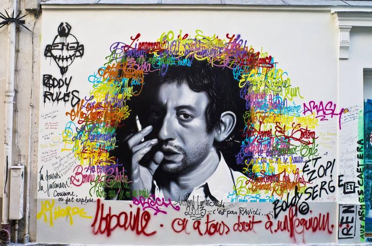 Серж Генсбур — провокатор и прожигатель жизни, своим талантом влюбивший в себя всю Францию