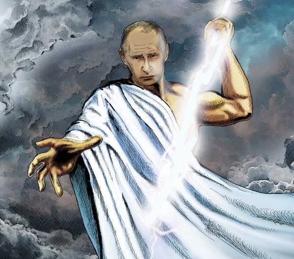 Борис Григорьев. Вопросы к божественному Путину, на которые он не дает ответов…