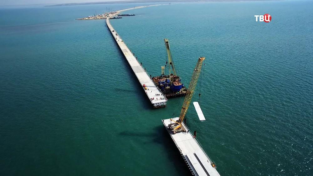 Керченский мост будет передан под международный протекторат. Тема закрыта?