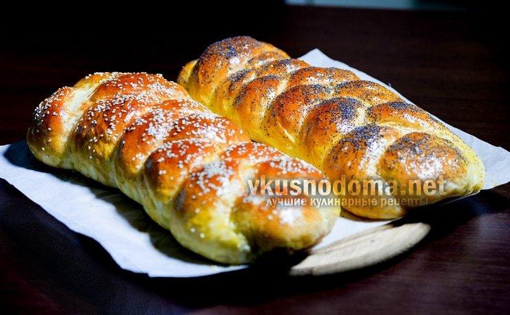Домашний хлеб «Плетенка»