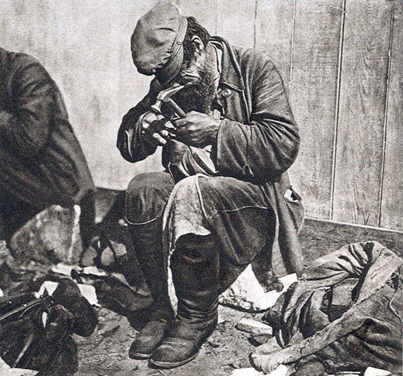 Сапожник 19 век, жизнь до революции, редкие фотографии, снимки, фотографии, царская россия