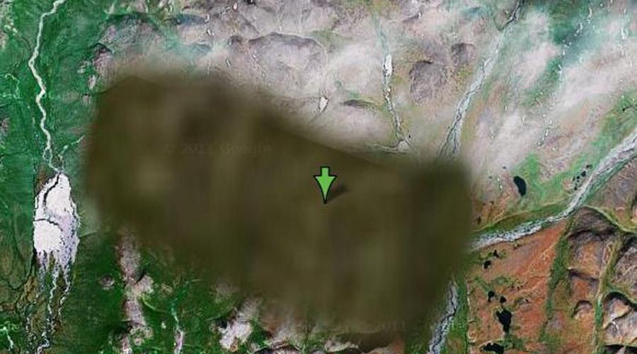 Секретные места, которых нет на карте