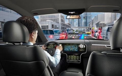 Автомобили следующего года: пять удивительных технологий