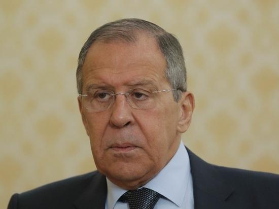 Лавров назвал неприемлемым запрет Путину посещать Олимпиады общество,Олимпиада,политика,Путин