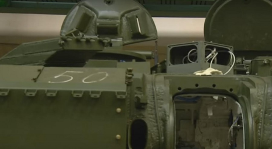 """Украина поставит один танк """"Оплот"""" в США"""
