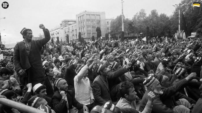 Геноцид русских в 90-е. Часть I. Таджикистан. Свидетельства очевидцев и документальная хроника